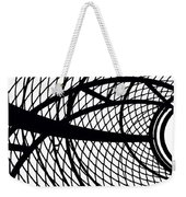 Spinning My Wheels Weekender Tote Bag