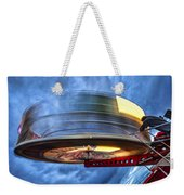 Spinning Up The Universe Weekender Tote Bag