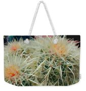 Spiny Barrel Cactus Weekender Tote Bag