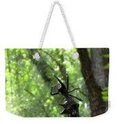 Spiny Orb Weaver Weekender Tote Bag