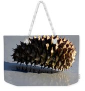 Spiny Reflections Weekender Tote Bag