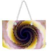 Spiral Weekender Tote Bag by Elizabeth McTaggart