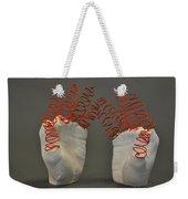 Spiral Hands Weekender Tote Bag