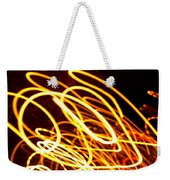 Spiral Light Among Dwellers About The City 2 Weekender Tote Bag