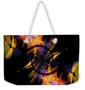 Spiral Of Burning Desires Weekender Tote Bag