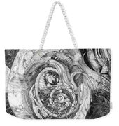 Spiral Rapture 2 Weekender Tote Bag