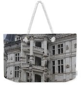 Spiral Staircase Chateau Blois  Weekender Tote Bag
