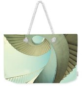 Spiral Stairs In Pastel Tones Weekender Tote Bag