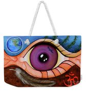 Spirit Eye Weekender Tote Bag