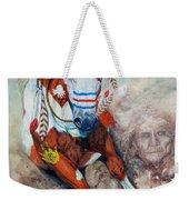 Spirit Of A War Pony  Weekender Tote Bag