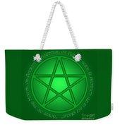 Spirit Of Earth Weekender Tote Bag