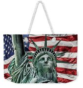 Spirit Of Freedom Weekender Tote Bag
