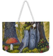 Spirit Of The Forest Weekender Tote Bag