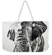 Spirit Of The Serengeti Weekender Tote Bag