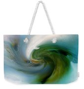 Spirit Of The White Dolphin Weekender Tote Bag
