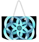 Spirit Of Water 1 - Blue Weekender Tote Bag