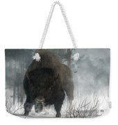 Spirit Of Winter Weekender Tote Bag