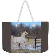 Spirited Horse Weekender Tote Bag