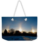Spirits Light Weekender Tote Bag