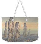 Spirits Of Callanish Isle Of Lewis Weekender Tote Bag