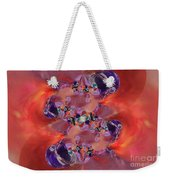 Spiritual Dna Weekender Tote Bag