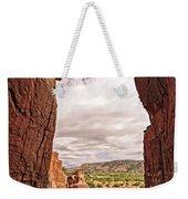 Spiritual Rebirth Weekender Tote Bag