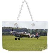 Spitfire Mk Ixb Weekender Tote Bag
