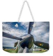 Spitfire Prop   7d03705 Weekender Tote Bag