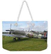 Spitfires Weekender Tote Bag