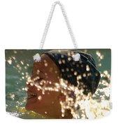 Splash And Giggle Weekender Tote Bag