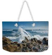 Splash In Motion  Weekender Tote Bag