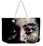 Splash Of Humanity Weekender Tote Bag by Christopher Gaston