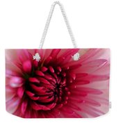 Splash Of Pink Weekender Tote Bag