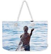 Splashing Around Weekender Tote Bag
