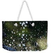 Splashing Weekender Tote Bag