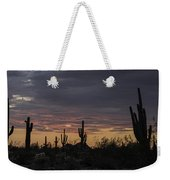 Splender At Sunset Weekender Tote Bag