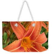 Splendid Day Lily Weekender Tote Bag