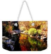 Splendor Of Autumn Weekender Tote Bag