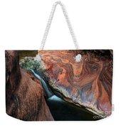 Splendor On Quail Creek Weekender Tote Bag