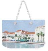 Split Croatia Adriatic Coast Weekender Tote Bag