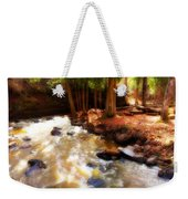 Split Rock River Weekender Tote Bag