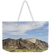 Split Rock Wyoming Weekender Tote Bag