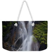 Split Top Falls Weekender Tote Bag