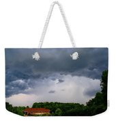 Spoiling For A Storm Weekender Tote Bag