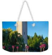 Spokane Clocktower Weekender Tote Bag