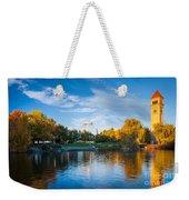 Spokane Reflections Weekender Tote Bag