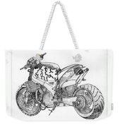 Spong Weekender Tote Bag