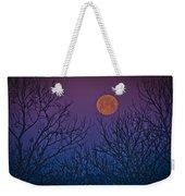 Spooky Beauty Weekender Tote Bag