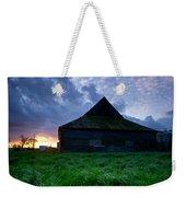 Spooky Shadow Barn Weekender Tote Bag