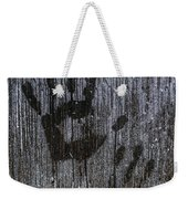 Spooky Window Weekender Tote Bag
